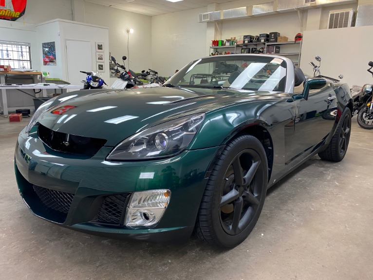 Used 2007 Saturn SKY Red Line Roadster 2D for sale Sold at Track and Field Motors in Safety Harbor FL 34695 3