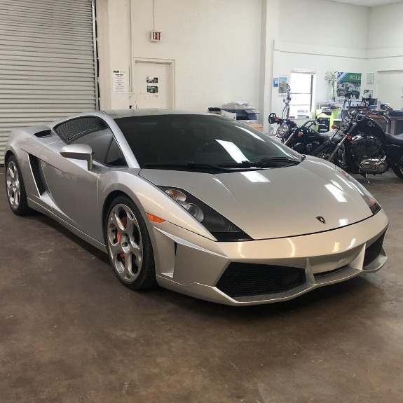 Used 2004 Lamborghini Gallardo for sale Sold at Track and Field Motors in Safety Harbor FL 34695 3