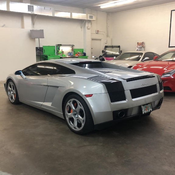 Used 2004 Lamborghini Gallardo for sale Sold at Track and Field Motors in Safety Harbor FL 34695 8