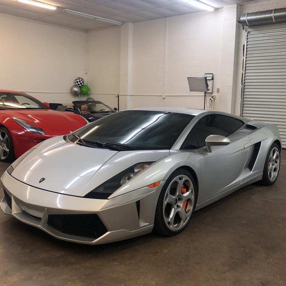 Used 2004 Lamborghini Gallardo for sale Sold at Track and Field Motors in Safety Harbor FL 34695 1