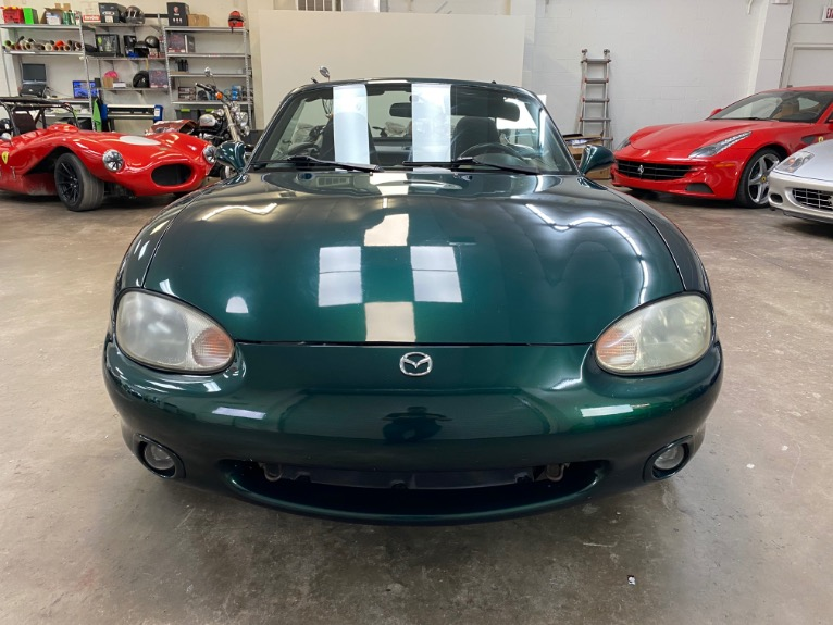 New 1999 MAZDA MX-5 Miata Convertible 2D for sale $6,497 at Track and Field Motors in Safety Harbor FL 34695 8