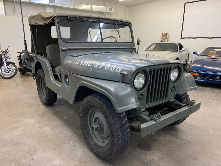 Used 1952 Willys Jeep M38 for sale Sold at Track and Field Motors in Safety Harbor FL 34695 2
