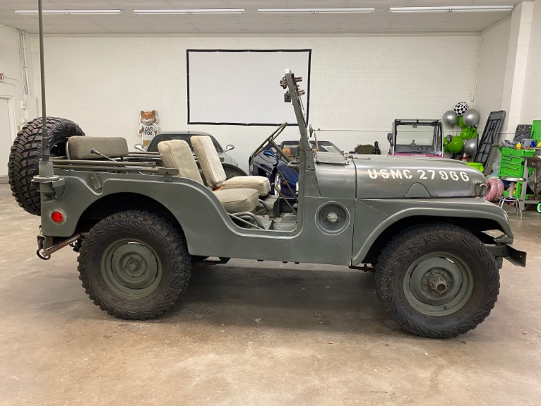 Used 1952 Willys Jeep M38 for sale Sold at Track and Field Motors in Safety Harbor FL 34695 3