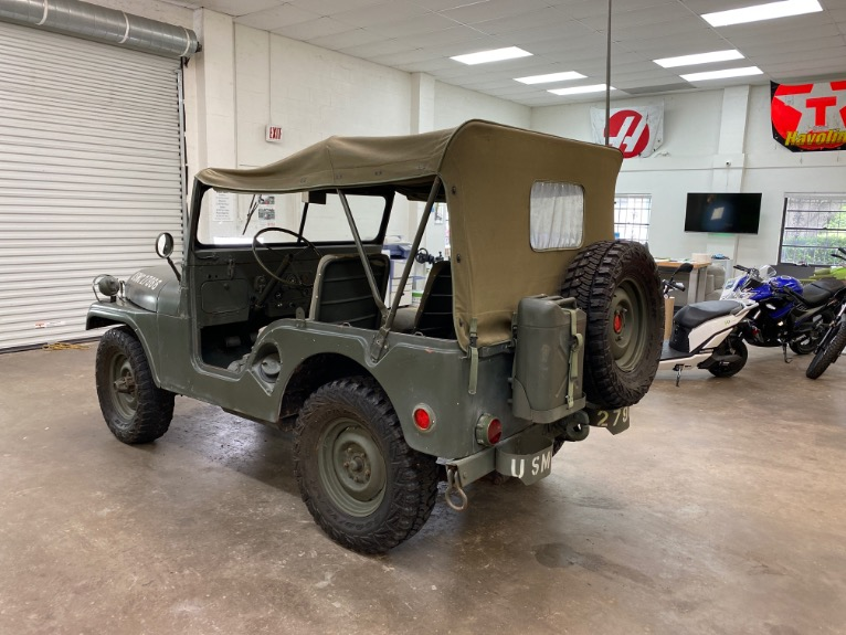 Used 1952 Willys Jeep M38 for sale Sold at Track and Field Motors in Safety Harbor FL 34695 4