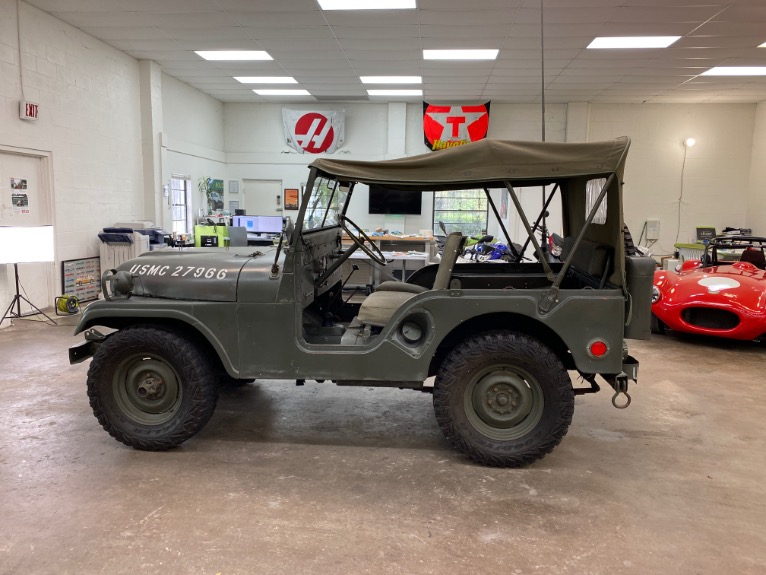 Used 1952 Willys Jeep M38 for sale Sold at Track and Field Motors in Safety Harbor FL 34695 5