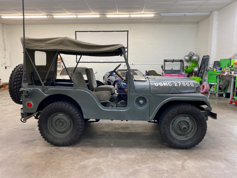 Used 1952 Willys Jeep M38 for sale Sold at Track and Field Motors in Safety Harbor FL 34695 6