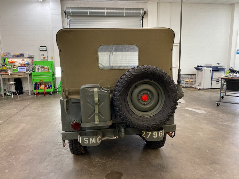 Used 1952 Willys Jeep M38 for sale Sold at Track and Field Motors in Safety Harbor FL 34695 7