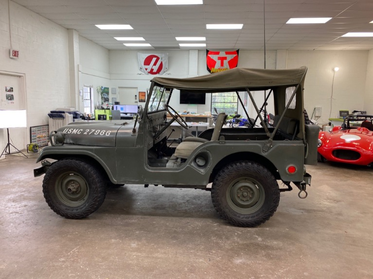 Used 1952 Willys Jeep M38 for sale Sold at Track and Field Motors in Safety Harbor FL 34695 8