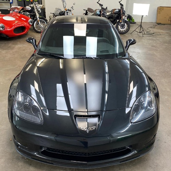 Used 2012 Chevrolet Corvette Grand Sport Coupe 2D for sale Sold at Track and Field Motors in Safety Harbor FL 34695 4