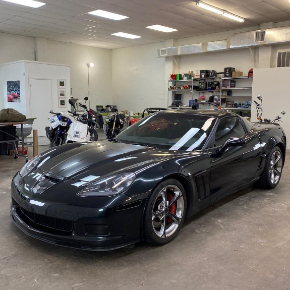 Used 2012 Chevrolet Corvette Grand Sport Coupe 2D for sale Sold at Track and Field Motors in Safety Harbor FL 34695 5