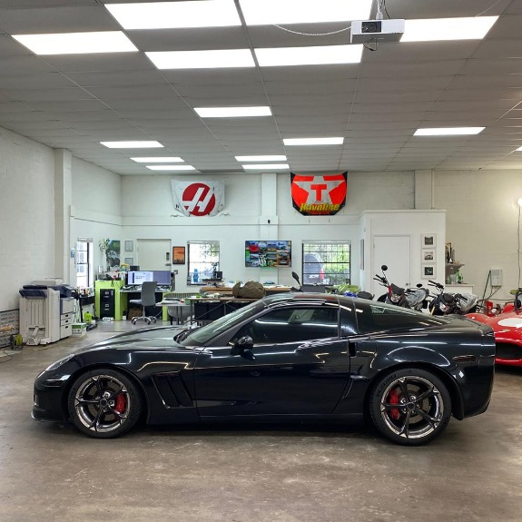 Used 2012 Chevrolet Corvette Grand Sport Coupe 2D for sale Sold at Track and Field Motors in Safety Harbor FL 34695 7