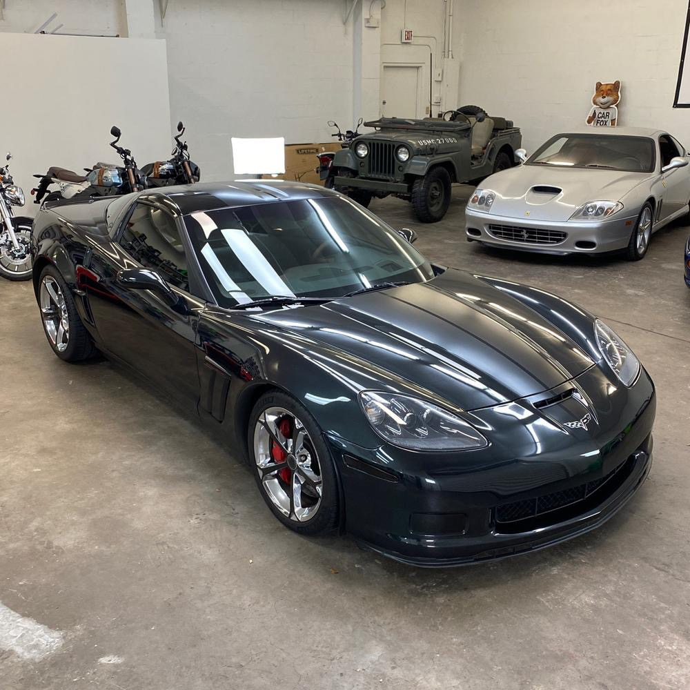 Used 2012 Chevrolet Corvette Grand Sport Coupe 2D for sale Sold at Track and Field Motors in Safety Harbor FL 34695 1