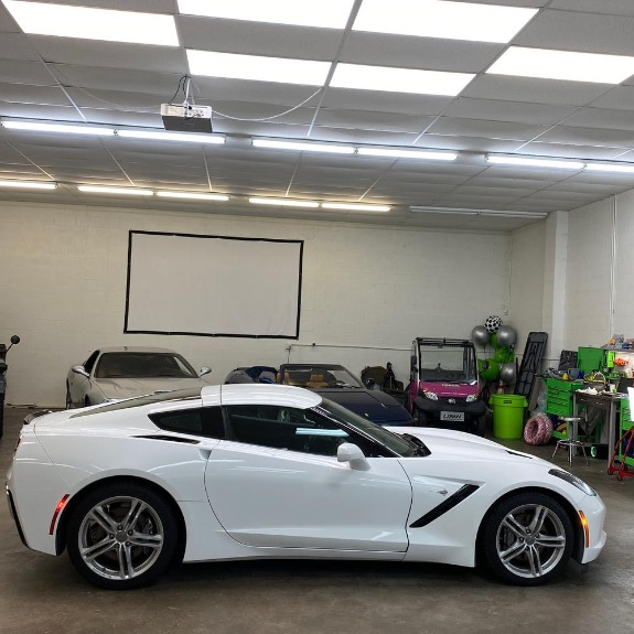Used 2016 Chevrolet Corvette Stingray Coupe 2D for sale Sold at Track and Field Motors in Safety Harbor FL 34695 3