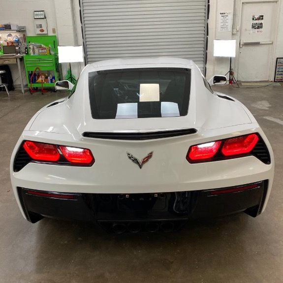 Used 2016 Chevrolet Corvette Stingray Coupe 2D for sale Sold at Track and Field Motors in Safety Harbor FL 34695 5