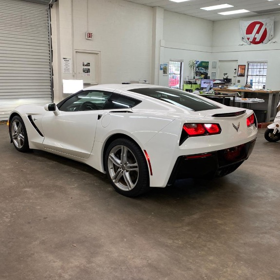 Used 2016 Chevrolet Corvette Stingray Coupe 2D for sale Sold at Track and Field Motors in Safety Harbor FL 34695 7