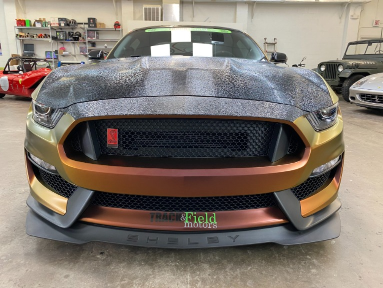 2019 Ford Mustang Shelby GT350R Coupe 2D for sale $84,997 at Track and Field Motors in Safety Harbor FL 34695 4