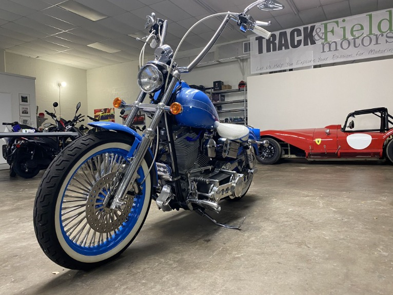 Used 2003 Harley-Davidson FXD Dyna Super Glide for sale $6,997 at Track and Field Motors in Safety Harbor FL 34695 5