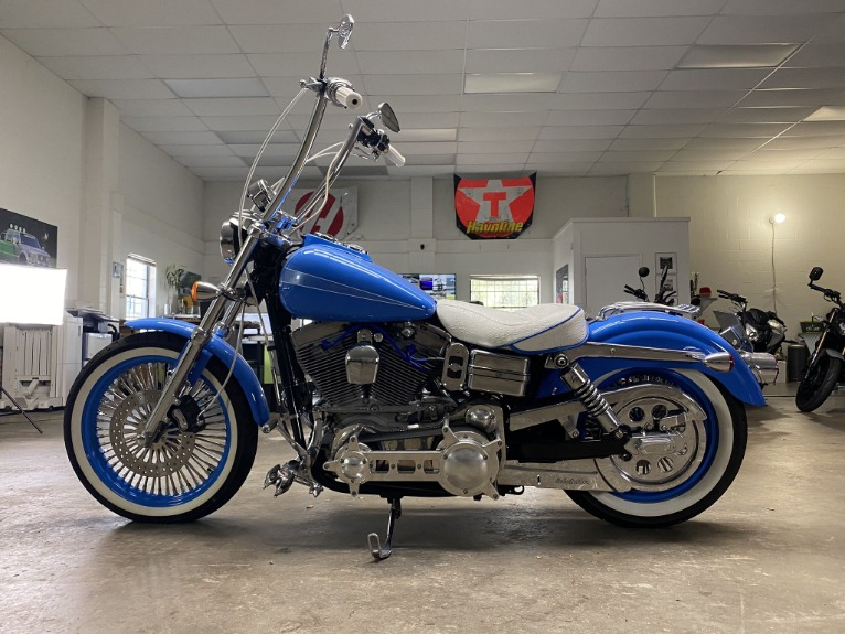 Used 2003 Harley-Davidson FXD Dyna Super Glide for sale $6,997 at Track and Field Motors in Safety Harbor FL 34695 6