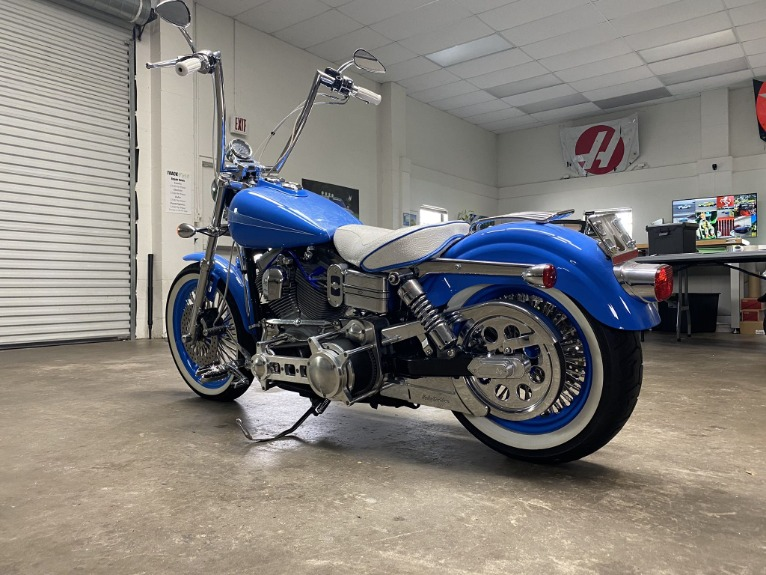 Used 2003 Harley-Davidson FXD Dyna Super Glide for sale $6,997 at Track and Field Motors in Safety Harbor FL 34695 7