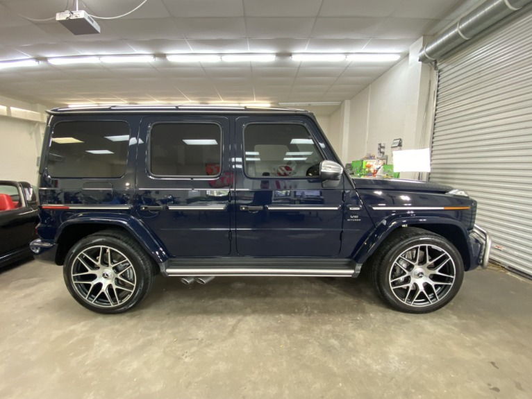 Used 2020 Mercedes-Benz G-Class AMG G63 4D SUV for sale Sold at Track and Field Motors in Safety Harbor FL 34695 3