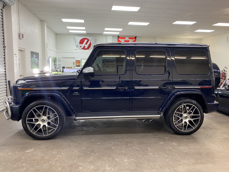 Used 2020 Mercedes-Benz G-Class AMG G63 4D SUV for sale Sold at Track & Field Motors in Safety Harbor FL 34695 5
