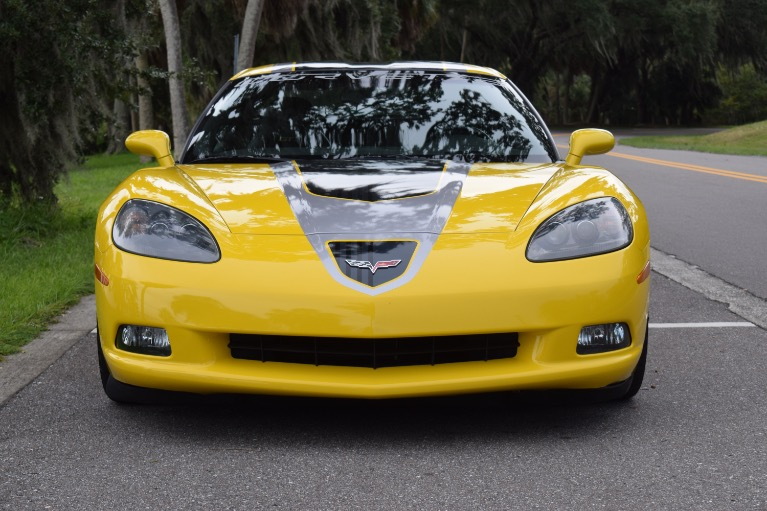 Used 2009 Chevrolet Corvette Coupe 2D for sale Sold at Track and Field Motors in Safety Harbor FL 34695 2