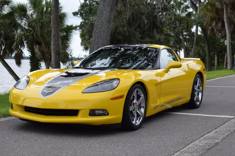Used 2009 Chevrolet Corvette Coupe 2D for sale Sold at Track and Field Motors in Safety Harbor FL 34695 4