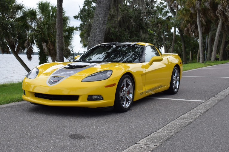 Used 2009 Chevrolet Corvette Coupe 2D for sale Sold at Track and Field Motors in Safety Harbor FL 34695 5