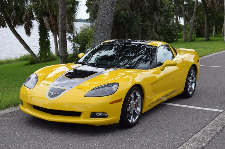 Used 2009 Chevrolet Corvette Coupe 2D for sale Sold at Track and Field Motors in Safety Harbor FL 34695 6