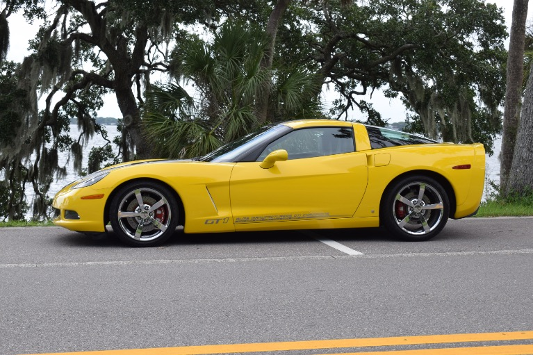 Used 2009 Chevrolet Corvette Coupe 2D for sale Sold at Track and Field Motors in Safety Harbor FL 34695 7