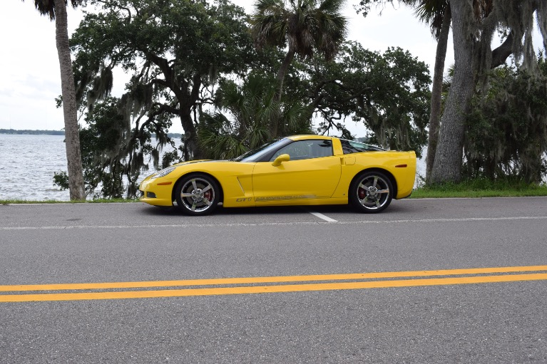 Used 2009 Chevrolet Corvette Coupe 2D for sale Sold at Track and Field Motors in Safety Harbor FL 34695 8