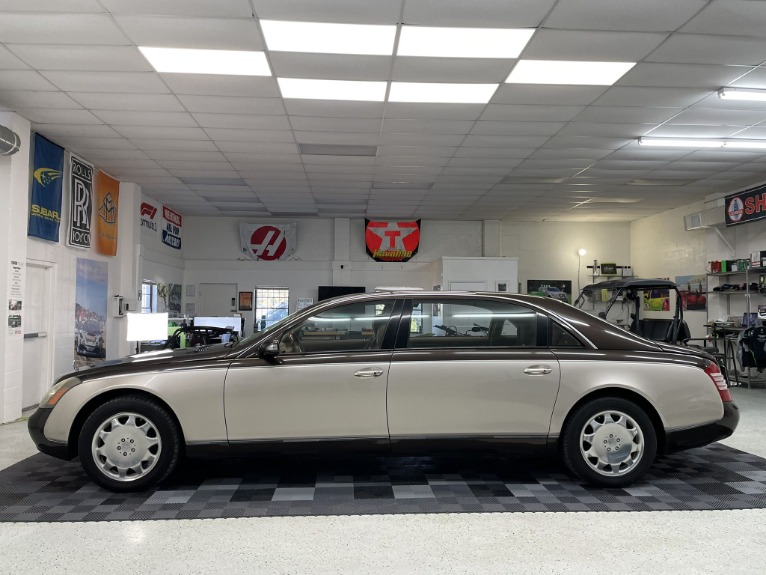 Used 2004 Maybach 62 Limo for sale $54,997 at Track and Field Motors in Safety Harbor FL 34695 4