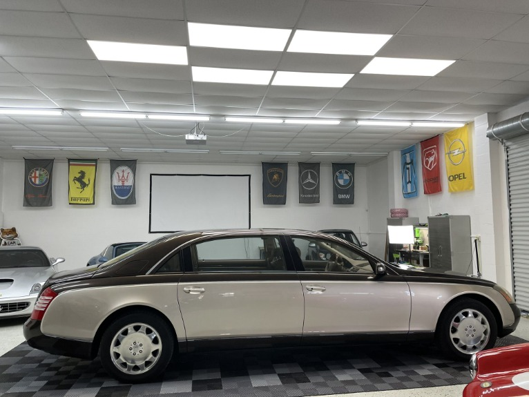 Used 2004 Maybach 62 Limo for sale $54,997 at Track and Field Motors in Safety Harbor FL 34695 8