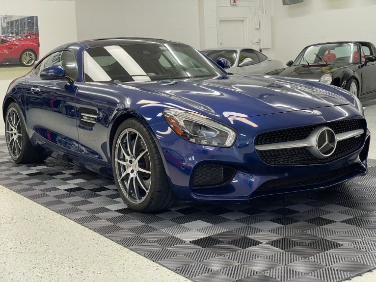 Used 2017 Mercedes-Benz Mercedes-AMG GT Coupe 2D for sale Sold at Track and Field Motors in Safety Harbor FL 34695 2