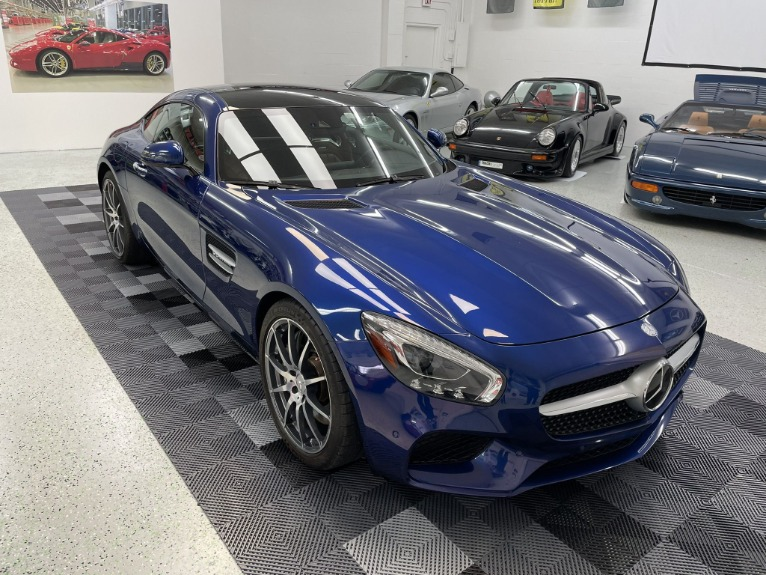 Used 2017 Mercedes-Benz Mercedes-AMG GT Coupe 2D for sale Sold at Track and Field Motors in Safety Harbor FL 34695 4