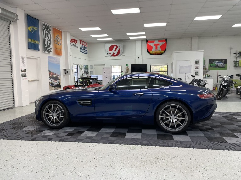 Used 2017 Mercedes-Benz Mercedes-AMG GT Coupe 2D for sale Sold at Track and Field Motors in Safety Harbor FL 34695 7