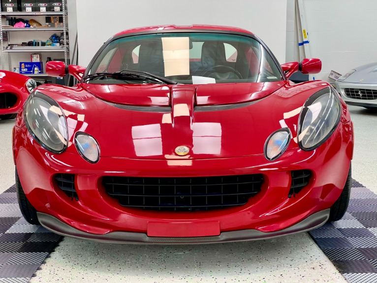 Used 2005 Lotus Elise Coupe 2D for sale Sold at Track and Field Motors in Safety Harbor FL 34695 2
