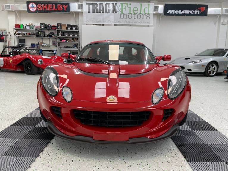 Used 2005 Lotus Elise Coupe 2D for sale Sold at Track and Field Motors in Safety Harbor FL 34695 3