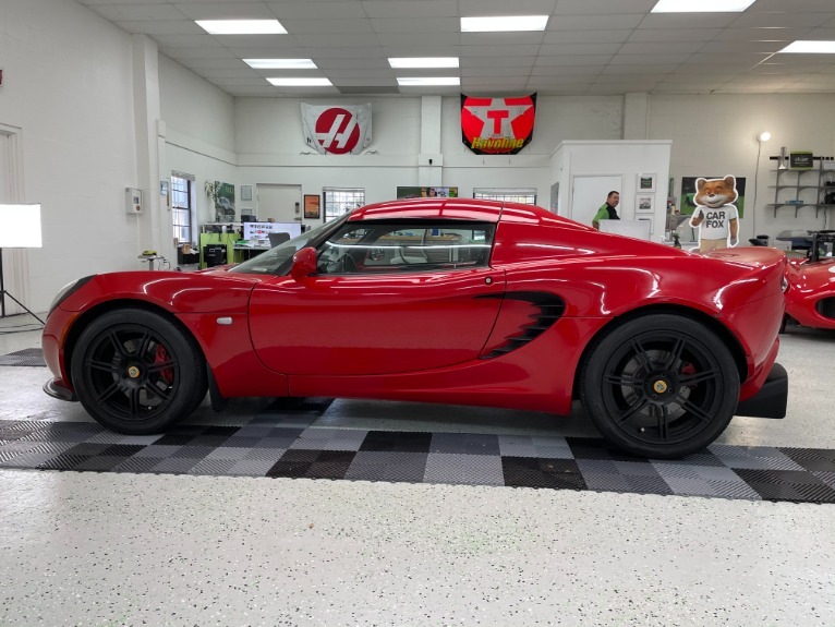 Used 2005 Lotus Elise Coupe 2D for sale Sold at Track and Field Motors in Safety Harbor FL 34695 5