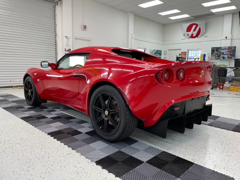 Used 2005 Lotus Elise Coupe 2D for sale Sold at Track and Field Motors in Safety Harbor FL 34695 6