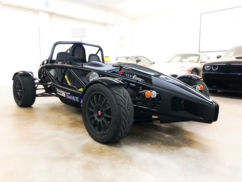 Used 2013 Ariel Atom Atom 3 for sale $59,997 at Track and Field Motors in Safety Harbor FL 34695 1