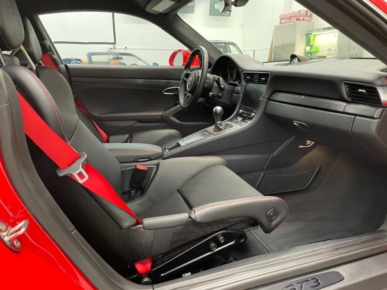 Used 2018 Porsche 911 GT3 Coupe 2D for sale $189,497 at Track and Field Motors in Safety Harbor FL 34695 5