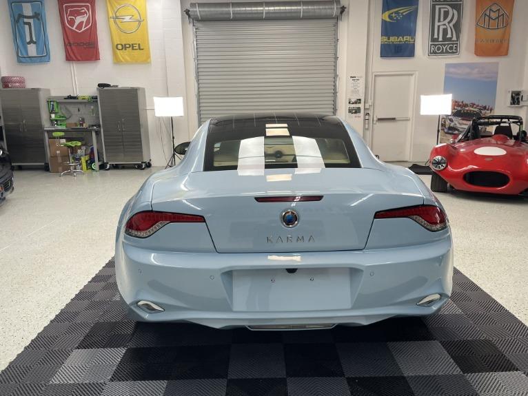Used 2018 Karma Revaro Sedan for sale Sold at Track and Field Motors in Safety Harbor FL 34695 8