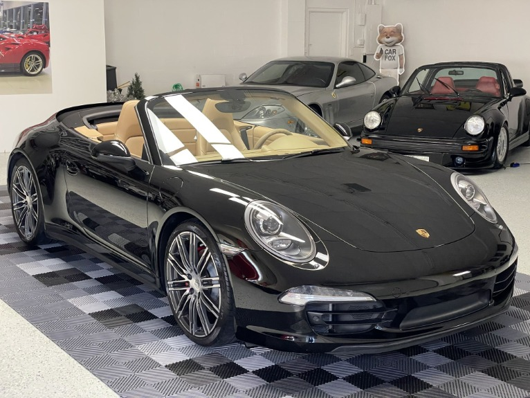 Used 2016 Porsche 911 Carrera 4S Cabriolet 2D for sale Call for price at Track and Field Motors in Safety Harbor FL 34695 6