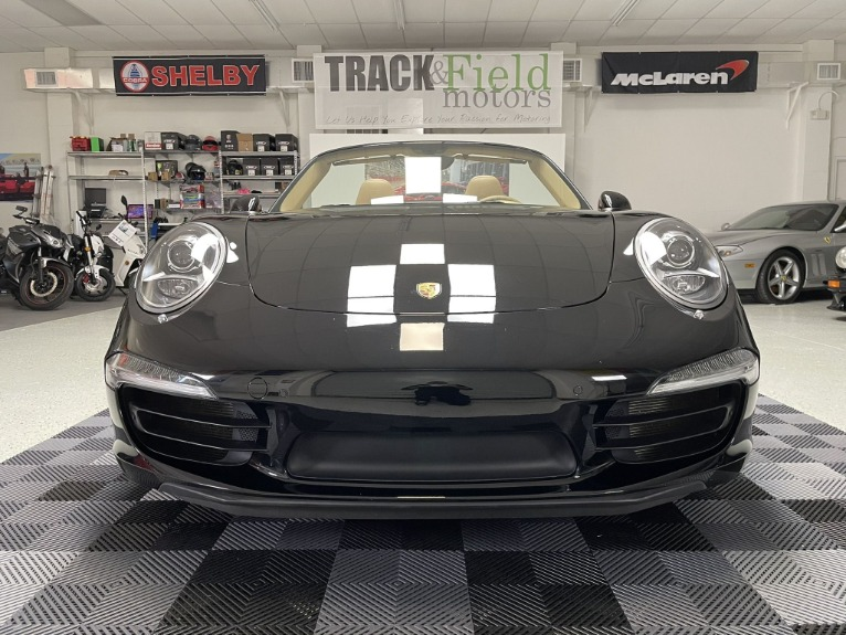 Used 2016 Porsche 911 Carrera 4S Cabriolet 2D for sale Call for price at Track and Field Motors in Safety Harbor FL 34695 8