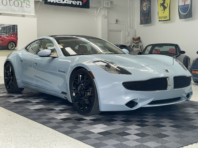 Used 2018 Karma Revero for sale $59,997 at Track and Field Motors in Safety Harbor FL 34695 2