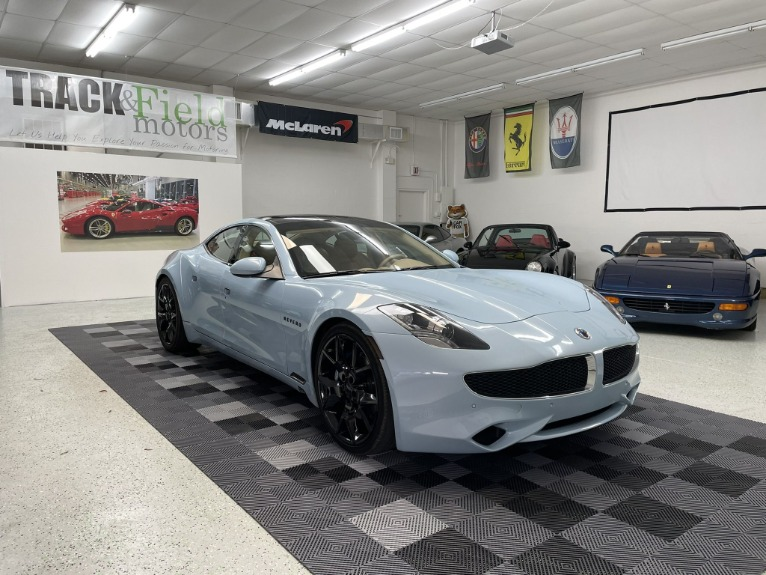 Used 2018 Karma Revero balboa for sale $59,997 at Track and Field Motors in Safety Harbor FL 34695 3