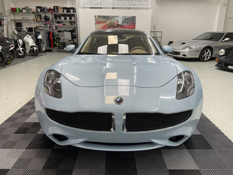 Used 2018 Karma Revero balboa for sale $59,997 at Track and Field Motors in Safety Harbor FL 34695 4