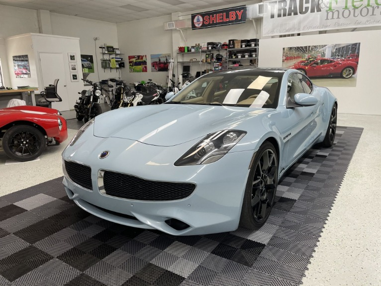 Used 2018 Karma Revero balboa for sale $59,997 at Track and Field Motors in Safety Harbor FL 34695 5