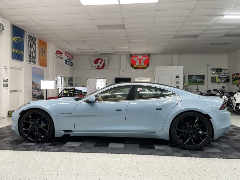 Used 2018 Karma Revero balboa for sale $59,997 at Track and Field Motors in Safety Harbor FL 34695 6